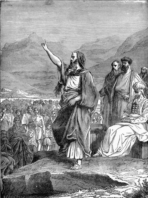 Philippoteaux_Moses_speaks_to_Israel